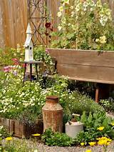 garden ideas country garden birdhouse rustic garden gardens milk