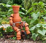 practical ideas on how to make a flower pot men