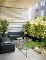 city-terrace-decor-ideas-black-sofa : OLPOS Design