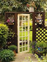 french door canadian gardening