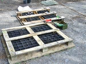 pallet gardening st lucas institute ghent willem van cotthem