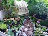 miniature garden shoppe art journal pinterest