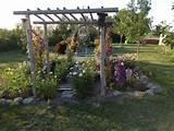 rustic gardening ideas garden pinterest