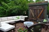 mulch floor patio adding life to your outdoor home with colored mulch