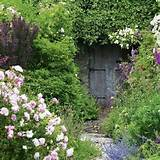 Secret Garden Door | Places & Spaces | Pinterest