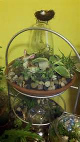 One of my dish/fairy/tabletop gardens | Ideas! HOME & GARDEN | Pinter ...