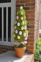 easter outdoor decor ideas 10