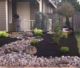 how to landscape without grass landscape ideas without grass