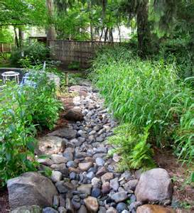 How to Landscape Drainage Swales