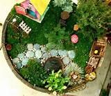 garden inspiration diy fairy gardens