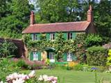 house with small cottage garden ideas beautiful homes design