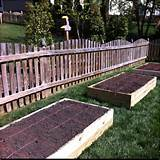 raised garden garden outside ideas pinterest