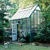 garden house green house