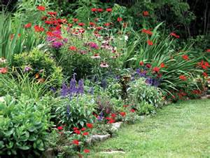 perennial flower garden design perennial ground cover plants for sun
