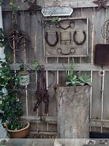 rustic and country garden decor on pinterest via teri wilson henley