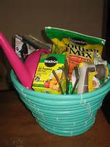 Homemade hose gardeners gift basket. Perfect gift for the green thumb ...