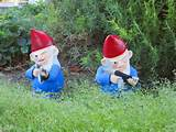 The Real Enemy: The Garden Gnome Liberation Army | My Accidental Muse
