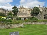 Christ Church Memorial Garden Oxford by Melanie Jeschke
