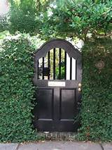 Wooden Garden Gate Designs : Wooden Garden Gate Design Ideas