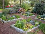 garden in your landscape photo courtesy of home garden design