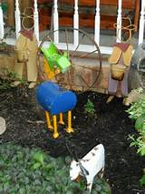 my country western garden flower garden project ideas pinterest