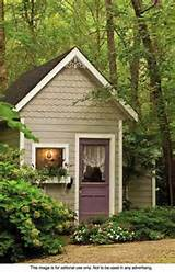 Decorative Garden Sheds : Choosing The Right Backyard Shed Plans For A ...