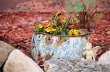 great ideas using primitive pieces garden pinterest