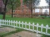 garden fence design ideas plastic garden fence design ideas home