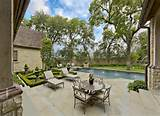 english tudor estate garden traditional patio dallas by