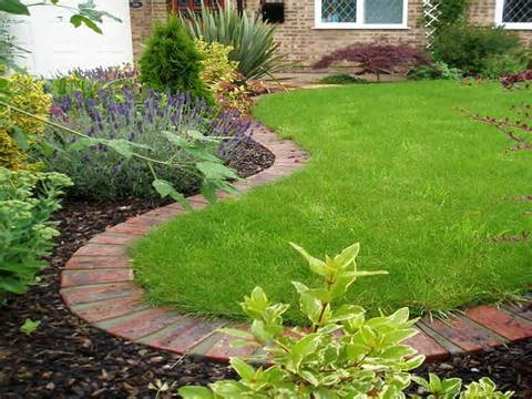 ... edging ideas brick, best landscape edging ideas, cool landscape edging
