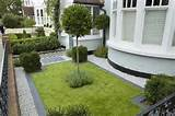 natural walking space in small garden landscaping ideas