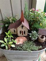 ... Gardens, Gnomes Gardens, Gardens Church, Mini Gardens, Hosta Gardens