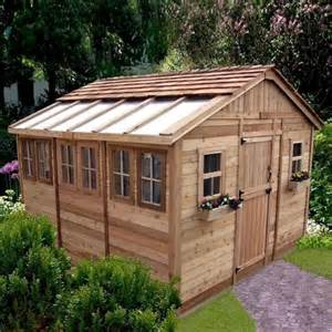 Outdoor Shed – Big Ideas For Small Backyard Destination | My Shed ...