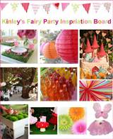 Fairy Party | Garden Fairy Princess Party Ideas | Pinterest