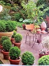 patio so cute bhg magazine landscaping ideas pinterest