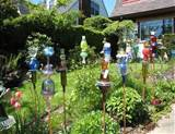 garden ideas from recycled materials | cool art project for the spring ...