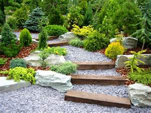 simple garden ideas with gorgeous landscape interior decorating
