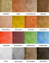 Environmental Green Products :: SoyCrete Color Chart