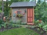 these garden shed pictures will give you some examples and options for