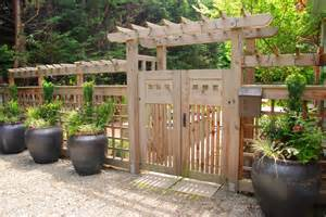 sensational garden gate decorating ideas for ravishing landscape