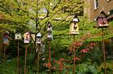 Legacy Emanuel Children's Garden Birdhouses. Photo: Mary Elizabeth ...