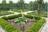 garden designs upscale vegetable garden with cut stone walkway