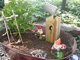 gnome home gardening garden ideas my new fun past time pinterest