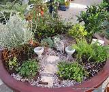 miniature fairy garden ideas