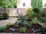 landscape ideas for front yard pictures | front yard garden designs ...