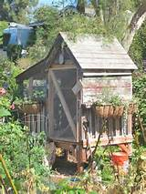 Cute garden shed | garden ideas | Pinterest