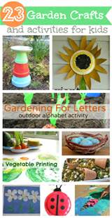 garden craft ideas for preschoolers native garden design