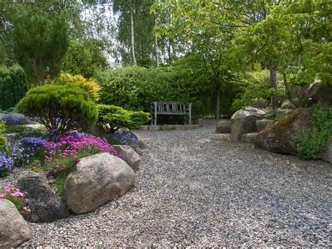 Gravel Patios and Landscaping - Shine Your Light