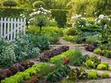 Geometric Vegetable Garden | HGTV