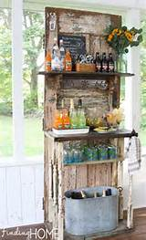 ... ideas | DIY Upcycled Outdoor Beverage Bar Station | Wedding DIY, Ideas